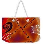 Carpe Tempora Weekender Tote Bag