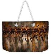 Carpenter  - Saws And Braces  Weekender Tote Bag