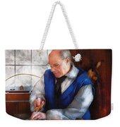 Carpenter - The Woodturner Weekender Tote Bag