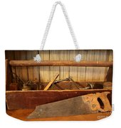 Carpenter's Toolbox - Not Free Do Not Copy Weekender Tote Bag