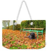Carpet Of Leaves Weekender Tote Bag