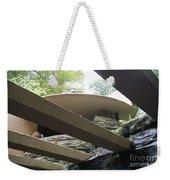 Carport Fallingwater Frank Lloyd Wright Architect  Weekender Tote Bag