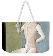 Carra: Idol, 1917 Weekender Tote Bag