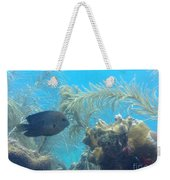 Carribean Sea Life Weekender Tote Bag