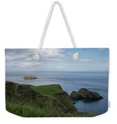 Carrick Island From Portaneevey Weekender Tote Bag