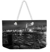 Carrickfergus Castle 7 Weekender Tote Bag