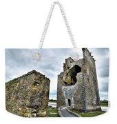 Carrigafoyle Castle - Ireland Weekender Tote Bag