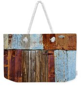 Carrizo Plain Shed Weekender Tote Bag