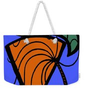 Carrot And Stick Weekender Tote Bag