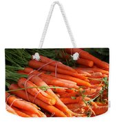 Carrot Bounty Weekender Tote Bag