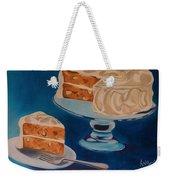 Carrot Cake Weekender Tote Bag