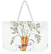 Carrot Harvest Weekender Tote Bag