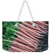 Carrots, Harvest Weekender Tote Bag
