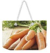 Carrots Weekender Tote Bag
