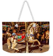 Carrousel Horse Ride Weekender Tote Bag