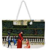 Carrousel Wedding Weekender Tote Bag