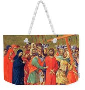 Carrying Of The Cross 1311 Weekender Tote Bag