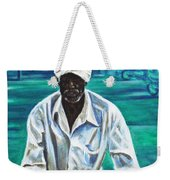 Cart Vendor Weekender Tote Bag