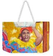 Cartagena Peddler II Weekender Tote Bag