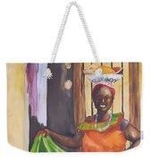 Cartegena Woman Weekender Tote Bag