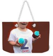 Carter Weekender Tote Bag