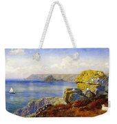 Carthillon Cliffs Weekender Tote Bag