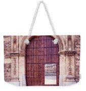 Carthusian Monastery Granada Weekender Tote Bag