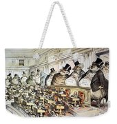 Cartoon: Anti-trust, 1889 Weekender Tote Bag