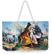 Cartoon: Cuba, 1895 Weekender Tote Bag