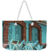 Carts And Door Weekender Tote Bag