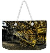 Carts Before The Horse Weekender Tote Bag