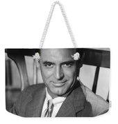 Cary Grant (1904-1986) Weekender Tote Bag