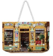 Casa America Weekender Tote Bag by Guido Borelli