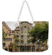 Casa Batllo In Barcelona, Spain Weekender Tote Bag