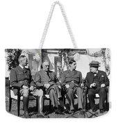 Casablanca Conference Weekender Tote Bag