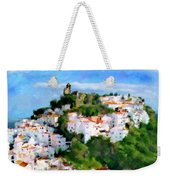 Casares From Laura's View Weekender Tote Bag