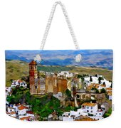 Casares From Signal Hill Weekender Tote Bag