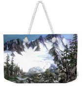 Cascade Splendor  Mount Fury Weekender Tote Bag
