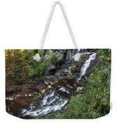 Cascadilla Falls Creek Gorge Trail Giant's Staircase Weekender Tote Bag