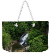 Cascadilla Waterfalls Cornell University Ithaca New York 02 Weekender Tote Bag