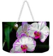 Cascading Orchid Beauties Weekender Tote Bag