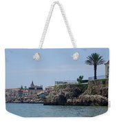 Cascais, Portugal, From Conceicao Beach Weekender Tote Bag