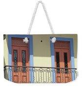 Casco Viejo Panama 11 Weekender Tote Bag