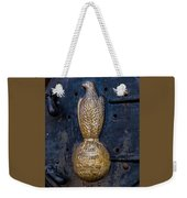Case Threshing Machine Eagle Emblem Weekender Tote Bag