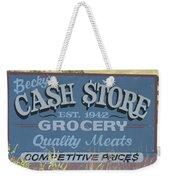 Cash Is King Weekender Tote Bag