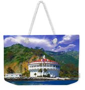 Casino From The Water Weekender Tote Bag
