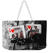 Casino Hot Streak  Weekender Tote Bag