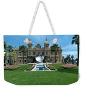 Casino Of Monaco Weekender Tote Bag