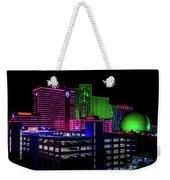 Casinos Weekender Tote Bag