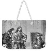Cassini Presented To Louis Xiv, 1669 Weekender Tote Bag